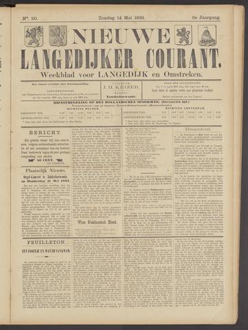 Nieuwe Langedijker Courant 1893-05-14