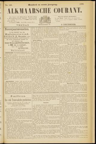 Alkmaarsche Courant 1899-12-08