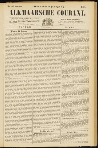 Alkmaarsche Courant 1898-05-22