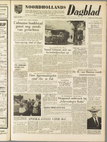 Noordhollands Dagblad : dagblad voor Alkmaar en omgeving 1959-08-12