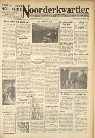 Heldersche Courant 1942-03-25