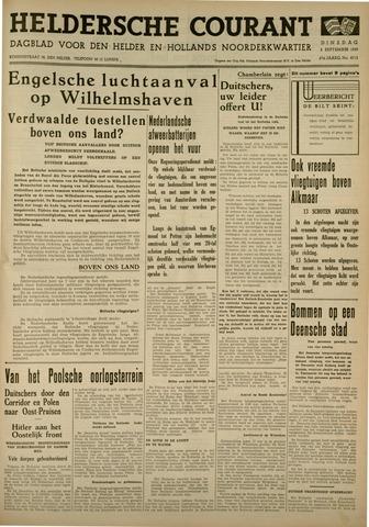 Heldersche Courant 1939-09-05