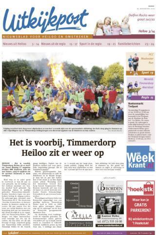 Uitkijkpost : nieuwsblad voor Heiloo e.o. 2010-08-25