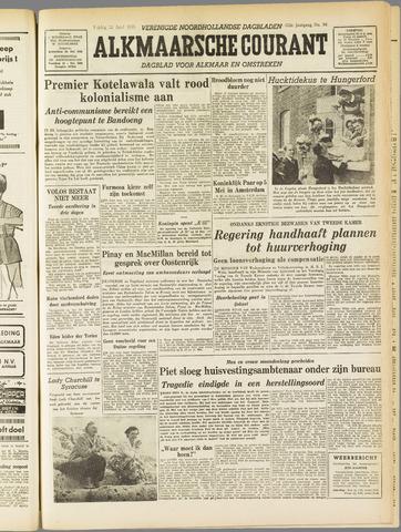 Alkmaarsche Courant 1955-04-22