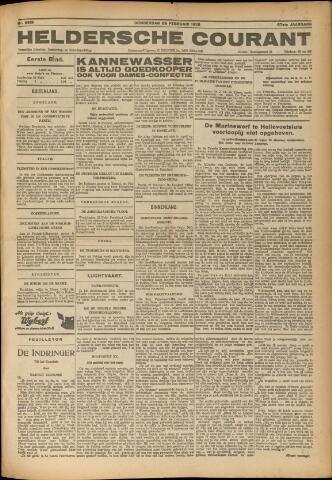 Heldersche Courant 1929-02-28