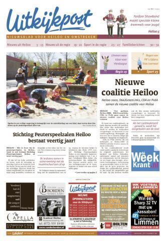 Uitkijkpost : nieuwsblad voor Heiloo e.o. 2010-05-19