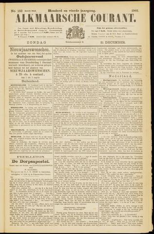 Alkmaarsche Courant 1902-12-21