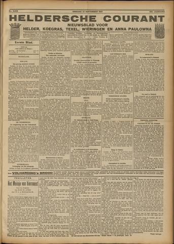 Heldersche Courant 1921-09-13
