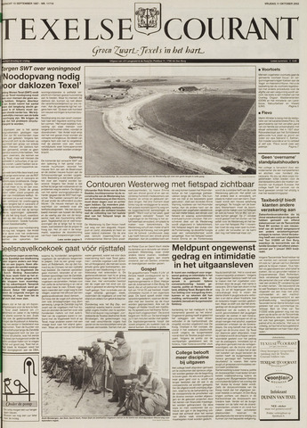 Texelsche Courant 2002-10-11