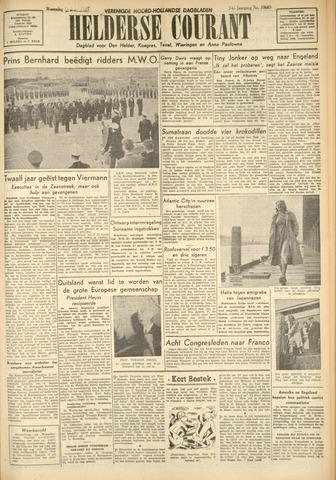 Heldersche Courant 1949-09-14