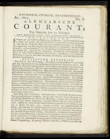 Alkmaarsche Courant 1801-02-23