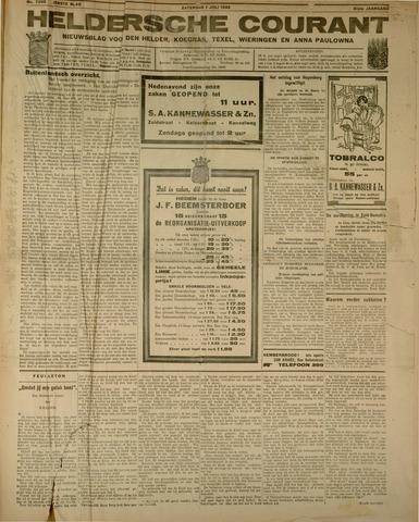Heldersche Courant 1933-07-01