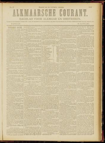 Alkmaarsche Courant 1919-01-21