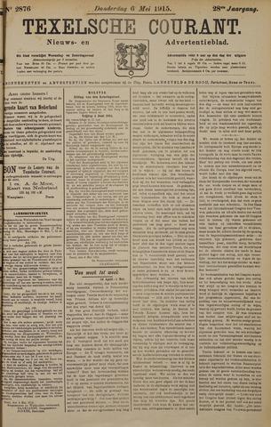 Texelsche Courant 1915-05-06