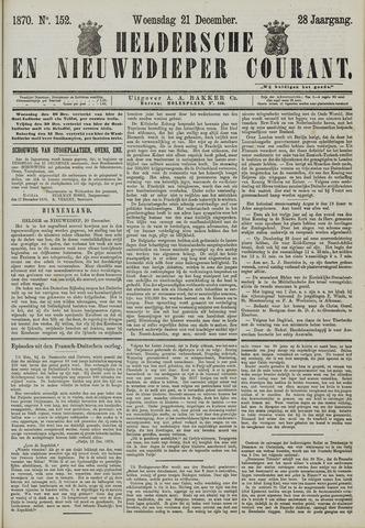 Heldersche en Nieuwedieper Courant 1870-12-21