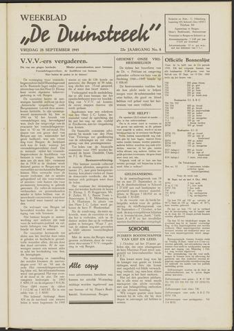 De Duinstreek 1945-09-28