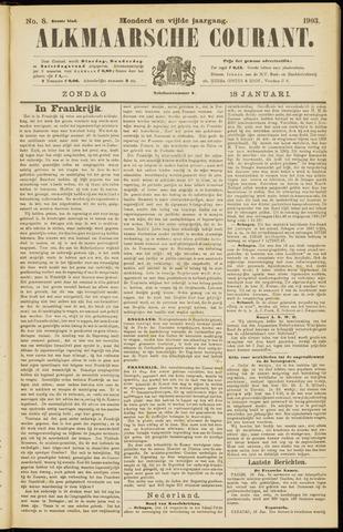 Alkmaarsche Courant 1903-01-18