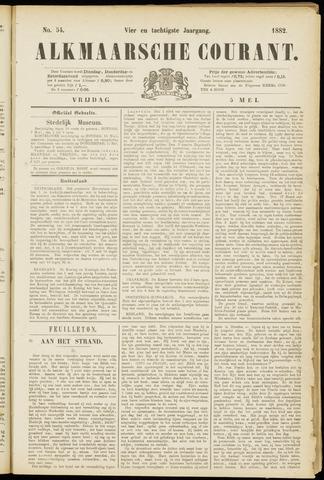 Alkmaarsche Courant 1882-05-05