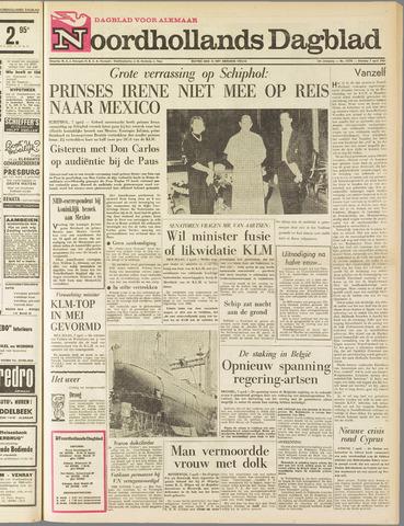 Noordhollands Dagblad : dagblad voor Alkmaar en omgeving 1964-04-07