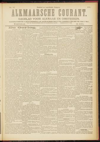Alkmaarsche Courant 1917-06-20