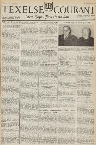Texelsche Courant 1955-11-19