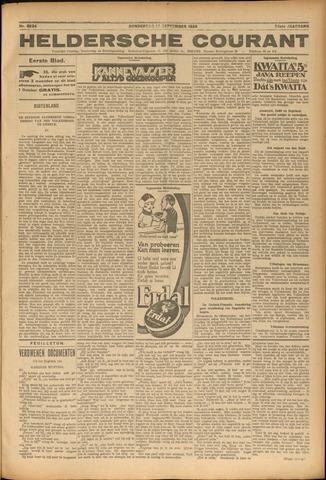 Heldersche Courant 1926-09-16