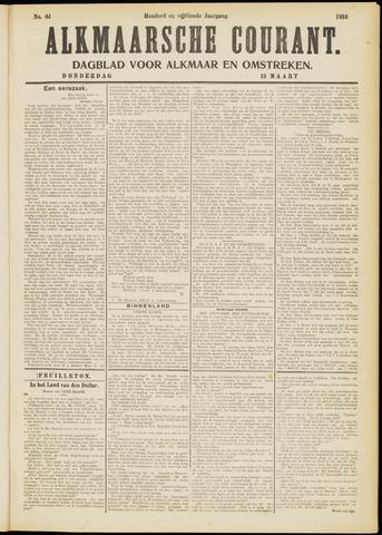 Alkmaarsche Courant 1913-03-13