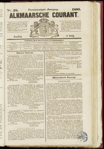Alkmaarsche Courant 1860-07-08