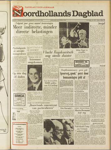 Noordhollands Dagblad : dagblad voor Alkmaar en omgeving 1967-10-06