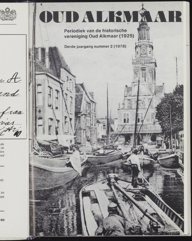 Oud Alkmaar 1978-04-01