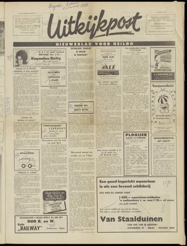 Uitkijkpost : nieuwsblad voor Heiloo e.o. 1972-03-01