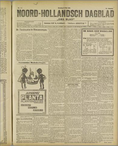 Ons Blad : katholiek nieuwsblad voor N-H 1922-05-27