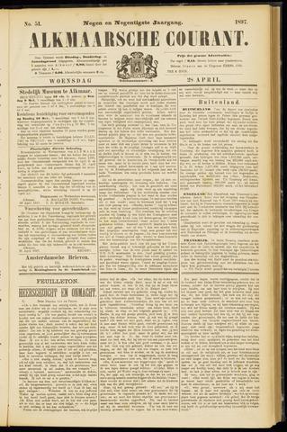 Alkmaarsche Courant 1897-04-28