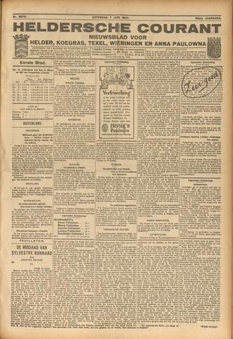 Heldersche Courant 1924-06-07
