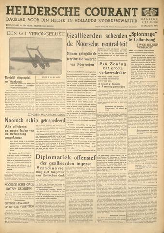 Heldersche Courant 1940-04-08