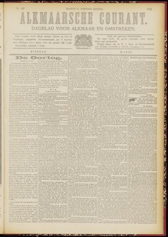 Alkmaarsche Courant 1916-06-27
