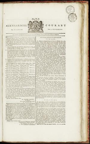 Alkmaarsche Courant 1829-09-07