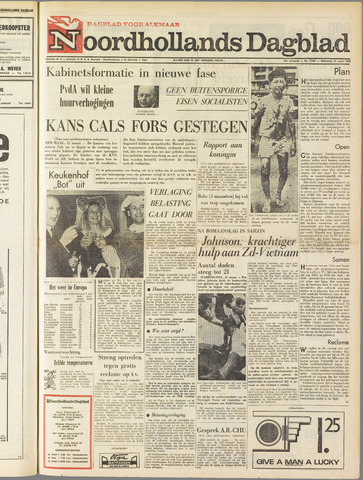 Noordhollands Dagblad : dagblad voor Alkmaar en omgeving 1965-03-31