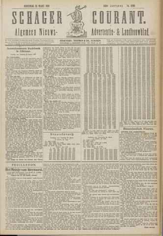 Schager Courant 1920-03-25