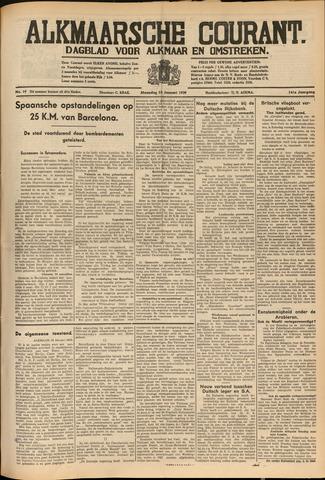 Alkmaarsche Courant 1939-01-23