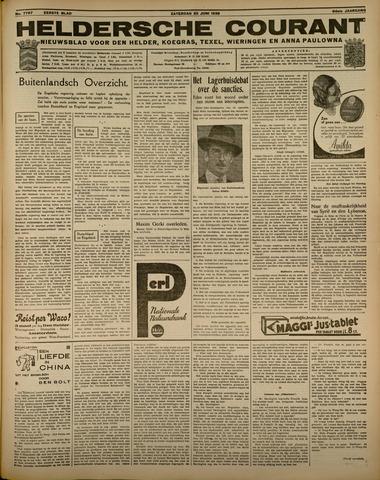 Heldersche Courant 1936-06-20