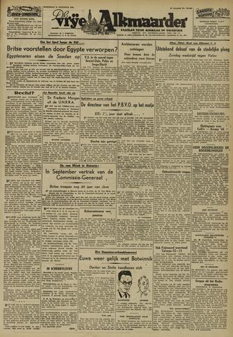 De Vrije Alkmaarder 1946-08-21
