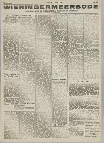 Wieringermeerbode 1944-06-14