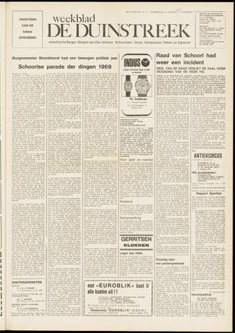 De Duinstreek 1970-01-22