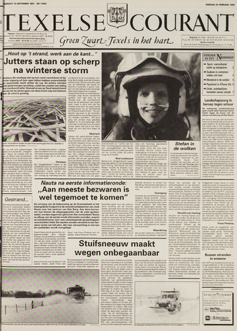 Texelsche Courant 1996-02-20