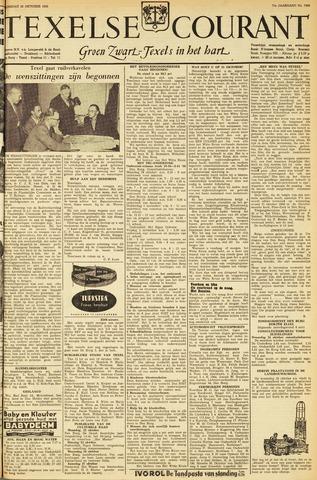 Texelsche Courant 1956-10-20