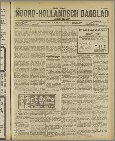 Ons Blad : katholiek nieuwsblad voor N-H 1922-05-17