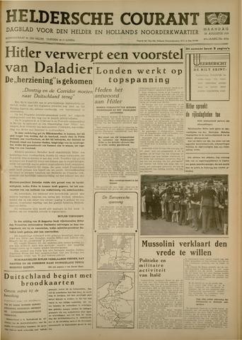 Heldersche Courant 1939-08-28