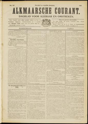 Alkmaarsche Courant 1910-07-07