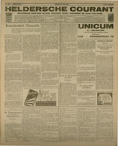 Heldersche Courant 1934-07-17